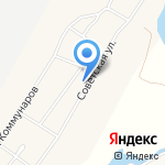 Фельдшерско-акушерский пункт на карте Абакана