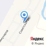 Усть-Ташебинская начальная общеобразовательная школа на карте Абакана