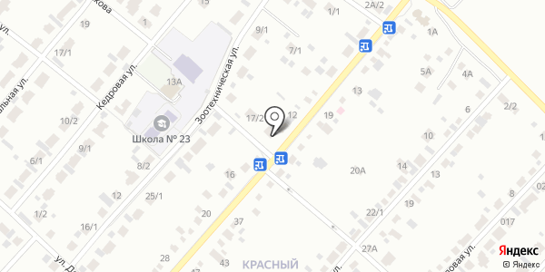 Красноабаканский. Схема проезда в Абакане