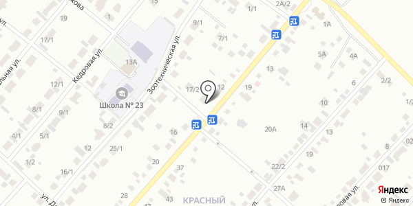 Поршень. Схема проезда в Абакане