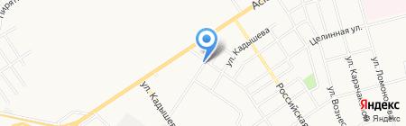 Строительная компания на карте Абакана