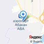 ОН-Лайн Клиник на карте Абакана