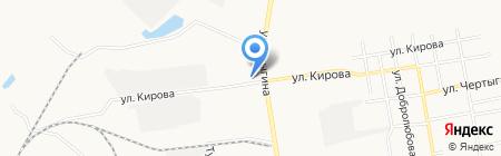 ПромКомплект на карте Абакана