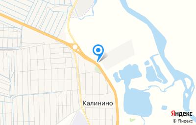 Местоположение на карте пункта техосмотра по адресу Респ Хакасия, рп Усть-Абакан, д 403