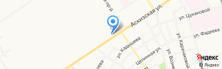 Мираж на карте Абакана