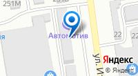 Компания Магазин крепежных изделий и инструментов на карте