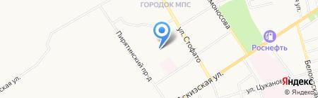 МедСервис на карте Абакана