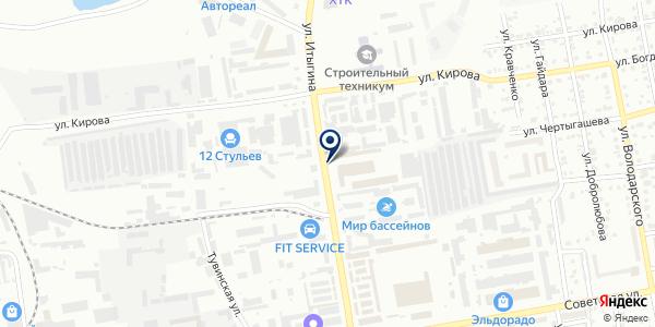 ZeTa на карте Абакане