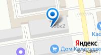 Компания X-Line на карте