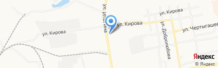 Жалюзи-центр на карте Абакана