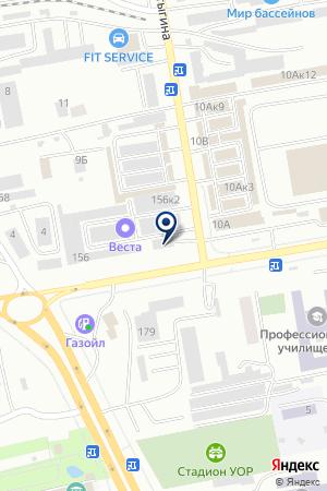 NANO TEHNOLOGY на карте Абакана