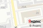 Схема проезда до компании Магазин автотоваров в Абакане