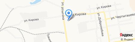 Оптово-розничный магазин бытовой химии на карте Абакана