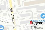 Схема проезда до компании Торгово-производственная компания в Абакане