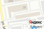 Схема проезда до компании Ритуал19.ru в Абакане