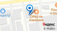 Компания Караван на карте