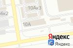 Схема проезда до компании Ярославна в Абакане