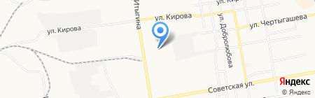 Ритуал19.ru на карте Абакана