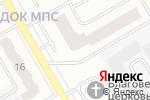 Схема проезда до компании Мяско в Абакане