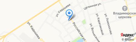 СтройСТВ на карте Абакана