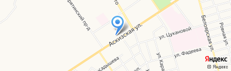 Росгосстрах Банк на карте Абакана