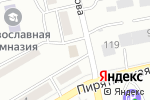 Схема проезда до компании Комиссионный магазин №1 в Абакане