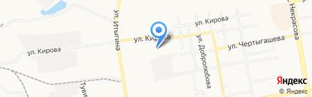 Центр пивного оборудования на карте Абакана