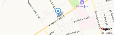 ФитнесФиеста на карте Абакана