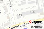 Схема проезда до компании Штрафстоянка в Абакане