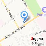 Rusanova_depilat на карте Абакана