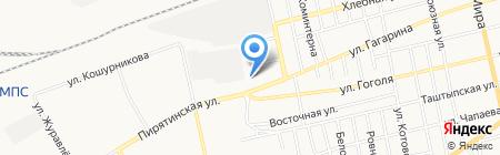 Навесные Вентилируемые Фасады-Строй на карте Абакана