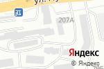Схема проезда до компании Оптово-розничная компания по продаже яиц в Абакане