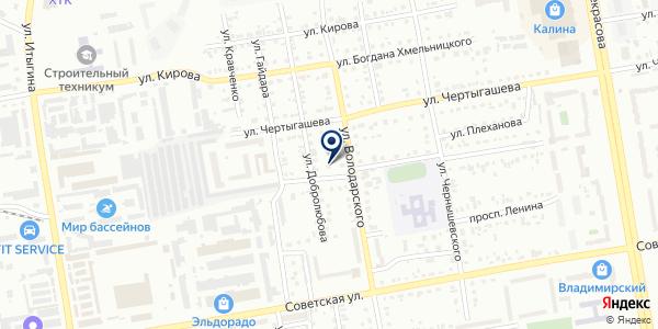 Ex-centrik на карте Абакане