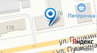 Компания МоторДеталь на карте