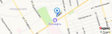 Азбука ремонта на карте Абакана