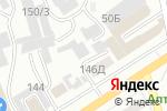 Схема проезда до компании 555 в Абакане