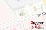 Схема проезда до компании Хакасский, ФГБУ в Абакане