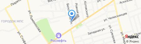 НавитехСервис на карте Абакана