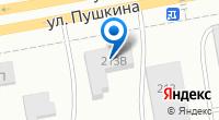 Компания Агротех на карте