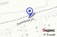 Схема проезда до компании ЖКХ ВОДРЕМСТРОЙ в Абакане
