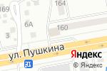 Схема проезда до компании БигСи в Абакане