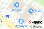 Схема проезда до компании DNS в Абакане