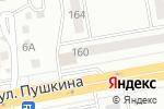 Схема проезда до компании Участковый пункт полиции №5 в Абакане