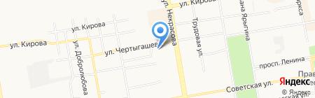 ДекоRoom на карте Абакана
