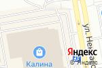 Схема проезда до компании Котелок в Абакане