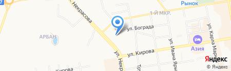 бубыттехника.рф на карте Абакана