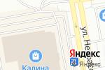 Схема проезда до компании МегаФон в Абакане