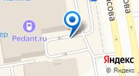 Компания Огни Абакана на карте