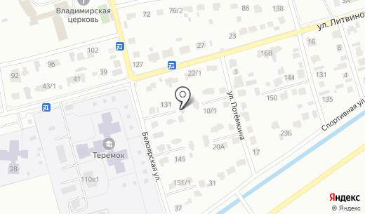 Грузовозов24. Схема проезда в Абакане