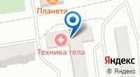 Компания Красноярье на карте